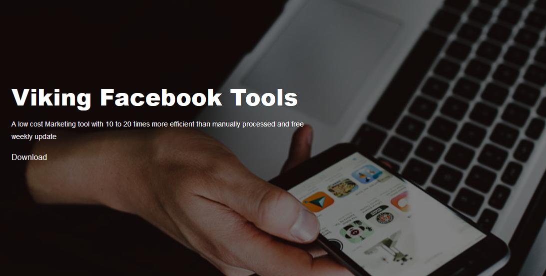 VIKING Facebook Tool v7.2-Facebook工具 - 第1张  | SEO破解工具